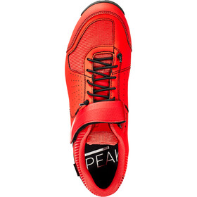 Cube MTB Peak Chaussures, red